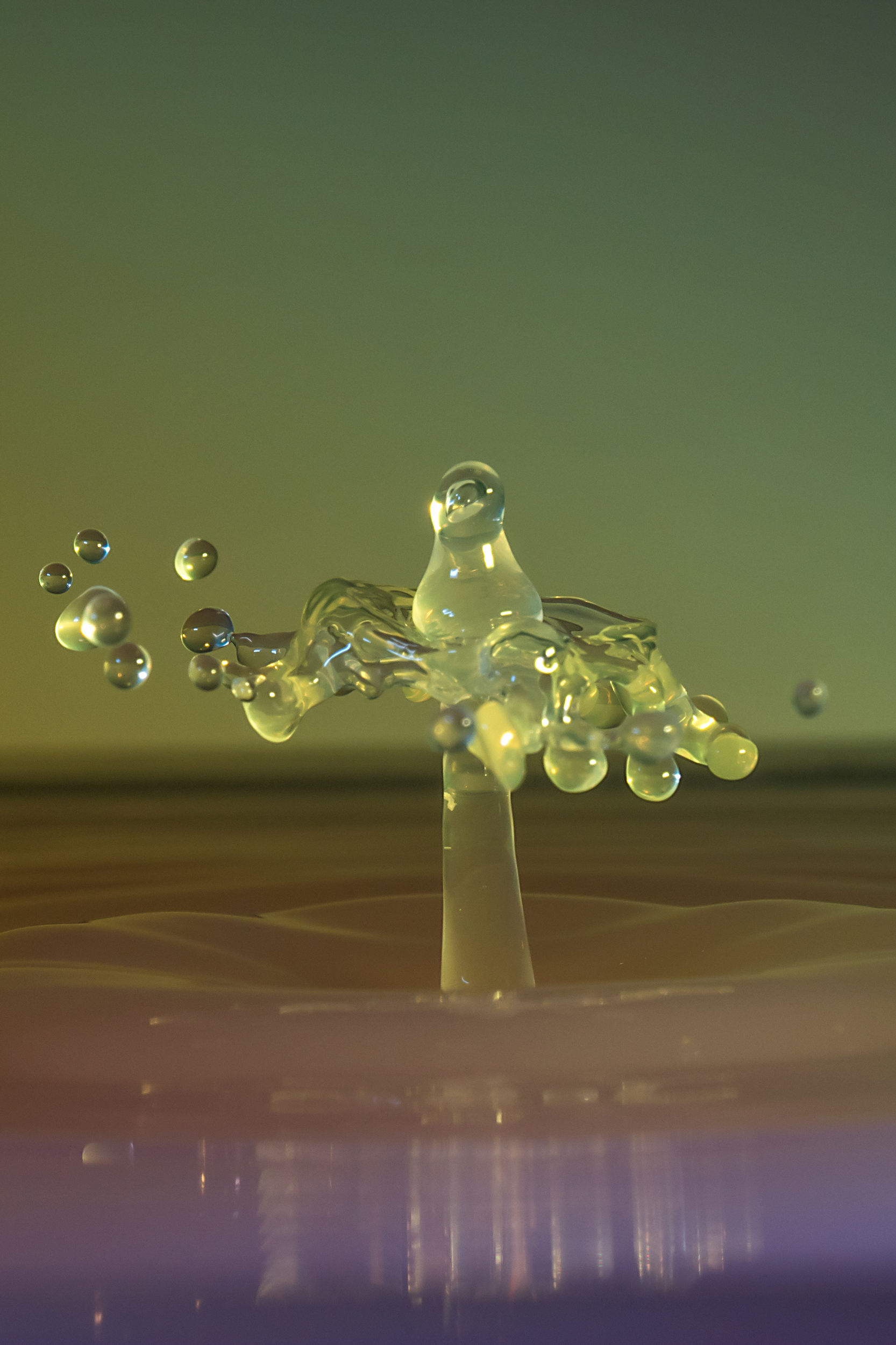 Droplet-Collision