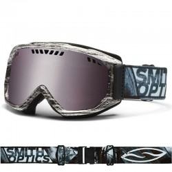 Smith Optics - Scope PMT Black-White Dark Sky / Sen. Mirror
