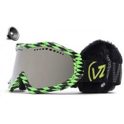 Von Zipper - Bushwick Diamonds R Audio Lime / bronze chrome