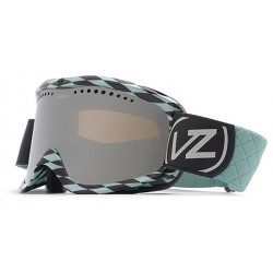 Von Zipper - Sizzle Diamond for Aqua / smoke grey chrome
