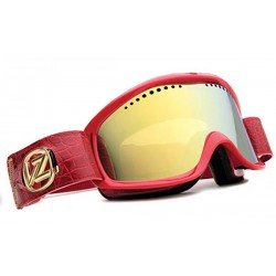 Von Zipper - Sizzle red opus / gold chrome
