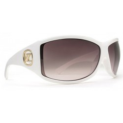 Von Zipper - Debutante white gloss / marron degrade
