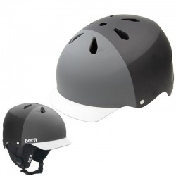 bern - Watts Hard Hat black HatStyle