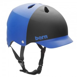 bern - Watts H2O Wake Cobalt blue/black 2-Tone