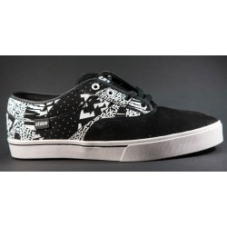 Etnies - Jameson black white print