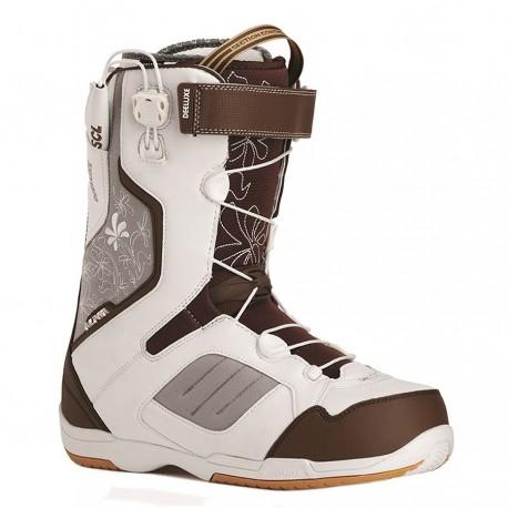 Deeluxe - Alpha Lara SCL white-brown