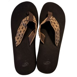 Reef - Smoothy FlipFlop chocolate tan
