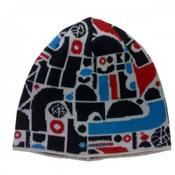 Special Blend - Struggle Pattern Repeat Beanie