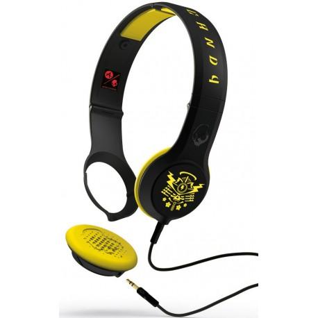 SkullCandy - Casette Kopfhörer mit Inline Mic1 iPhone/Blackberry