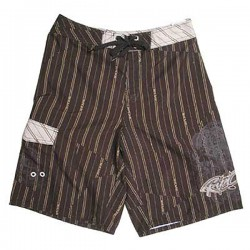 RipCurl - Broken Stripe Java Boardshort