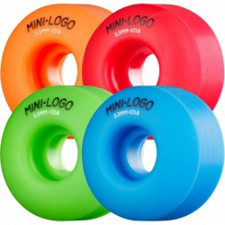 MiniLogo - Wheels C-Cut multicolor
