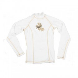Light - Girls Long Sleeve Rash Guard