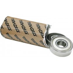 MiniLogo - Skateboard Bearing 608zz-1x8