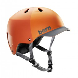 bern - Watts H2O Wake orange Hatstyle