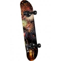 MiniLogo - Complete Skateboard ML Small Bomb fireworks