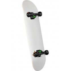 MiniLogo - Complete Skateboard ML Small Bomb white