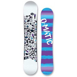 Omatic - Extremo Twin Tip Freestyle Snowboard
